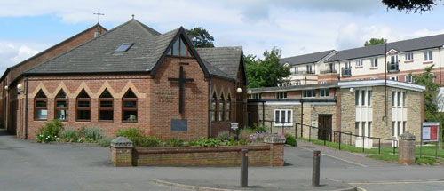 Market Harborough Methodist Church Centre